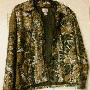 Amazing Chico's jacket size 1 medium